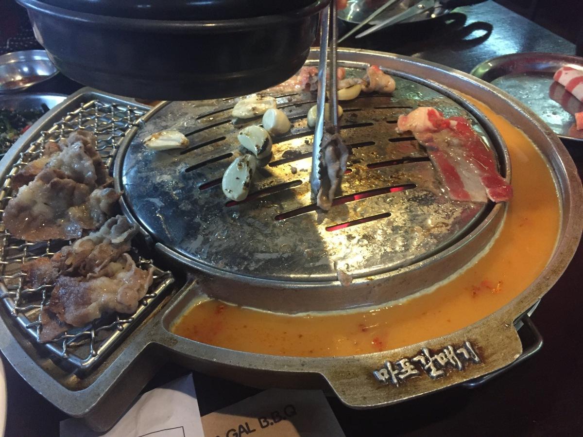 Sensasi makanan korea enak dan murah di Magal BBQ